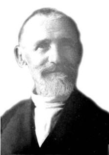Ровеньская школа. Первый директор школы Сохнышев В.Е.