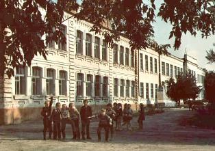 Ровеньская школа. 1960 – 1980 годы